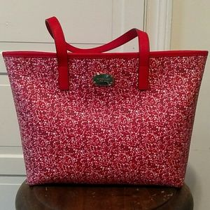 Michael Kors Floral Jet Set Travel Tote